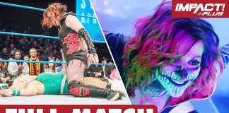 Rosemary vs Taya Valkyrie: DEMON'S DANCE MATCH (April 12, 2018) | IMPACT Wrestling Full Matches