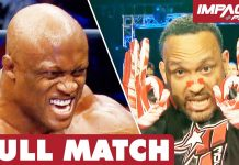Bobby Lashley vs MVP: NO DQ WORLD TITLE MATCH (February 27, 2015) | IMPACT Wrestling Full Matches