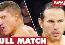 EC3 vs Matt Hardy: TNA World Heavyweight Championship (Jan 5, 2016) | IMPACT Wrestling Full Matches