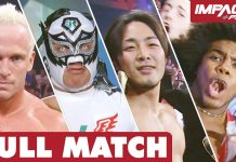 Eric Young, Tanahashi & More in 10-Way X-Division Battle: FULL MATCH | IMPACT Wrestling Full Matches
