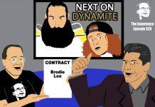 Jim Cornette Reviews Brodie Lee vs. Marko Stunt