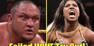 10 Wrestlers That FAILED Their WWE Try Out!