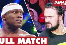 Bobby Lashley vs Drew Galloway: TNA World Heavyweight Championship | IMPACT Wrestling Full Matches