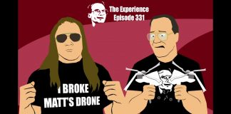 Jim Cornette Reviews Chris Jericho Destroying Matt Hardy's Drone
