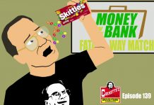 Jim Cornette Reviews Money In The Bank's Four Way Tag Match