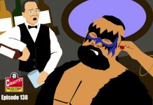 Jim Cornette on Eyeballs, Noses & Brawls