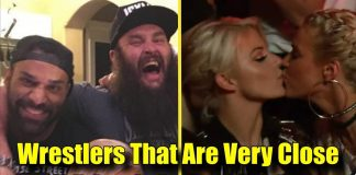10 Wrestlers You Probably DIDN'T KNOW Are Close Friends In The WWE!