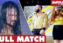 Drew Galloway vs Mike Bennett: FULL MATCH (IMPACT! July 28, 2016) | IMPACT Wrestling Full Matches