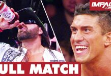 EC3 vs James Storm: STRAP MATCH (Slammiversary 2017) | IMPACT Wrestling Full Matches