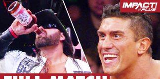 EC3 vs James Storm: STRAP MATCH (Slammiversary 2017) | IMPACT Wrestling Full Matches