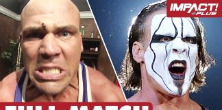 Sting vs Kurt Angle: EMPTY ARENA MATCH (IMPACT! February 29, 2009) | IMPACT Wrestling Full Matches