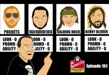 Jim Cornette's Drive Thru - Episode 151: Heavenly Bodies vs. Thrillseekers Watch-Along
