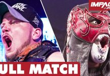 Sami Callihan vs Pentagon Jr: MEXICAN DEATH MATCH (August 23, 2018) | IMPACT Wrestling Full Matches