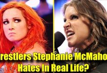 5 Wrestlers Stephanie McMahon HATES And 5 She LOVES In REAL LIFE!