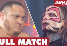 Jeff Hardy vs Samoa Joe: FULL MATCH (Tournament of Champions 2013) | IMPACT Wrestling Full Matches