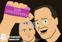 Jim Cornette on RAW Underground