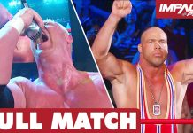 Kurt Angle vs Mr. Anderson: LADDER MATCH (April 5, 2010) | IMPACT Wrestling Full Matches