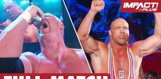 Kurt Angle vs Mr. Anderson: LADDER MATCH (April 5, 2010) | IMPACT Wrestling Full Matches