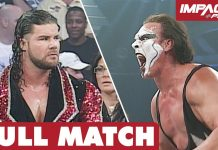 Sting vs Robert Roode: NO DQ MATCH (July 26, 2007) | IMPACT Wrestling Full Matches